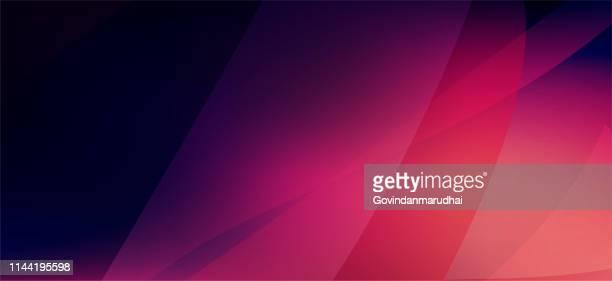 dark purple abstract technology background - lightweight stock illustrations