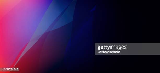 dark purple abstract technology background - dark stock illustrations