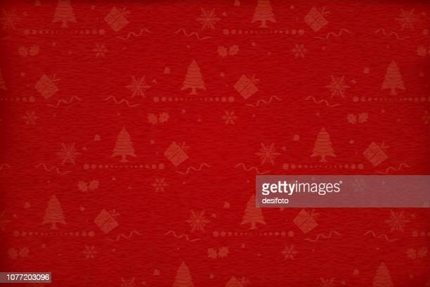 ilustrações, clipart, desenhos animados e ícones de negro vermelho natal fundo grunge com enfeites de natal como marca d'água - natal