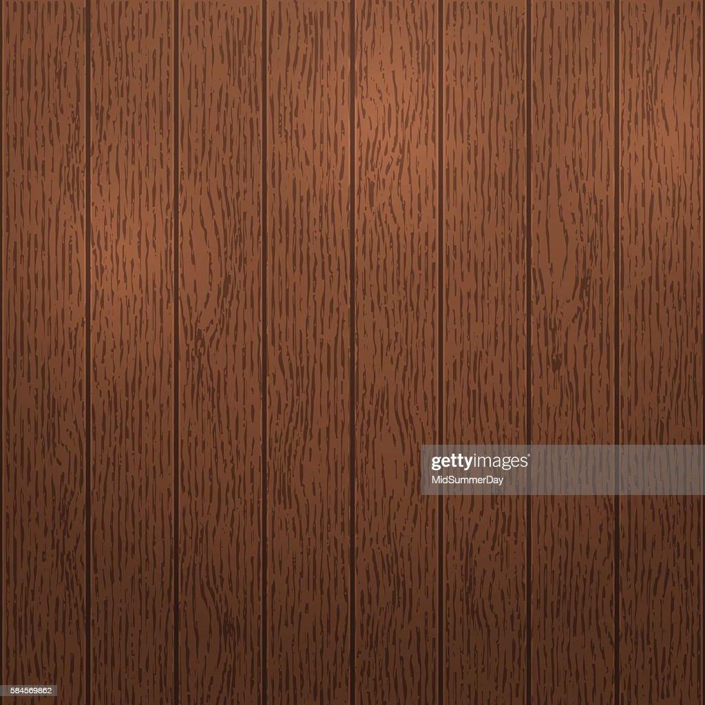 Dark Wood Texture Template Wooden Background Hardwood Vector