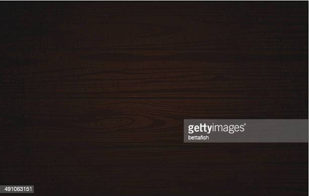 dark wooden background - dark stock illustrations