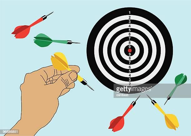 dart - dart stock illustrations, clip art, cartoons, & icons