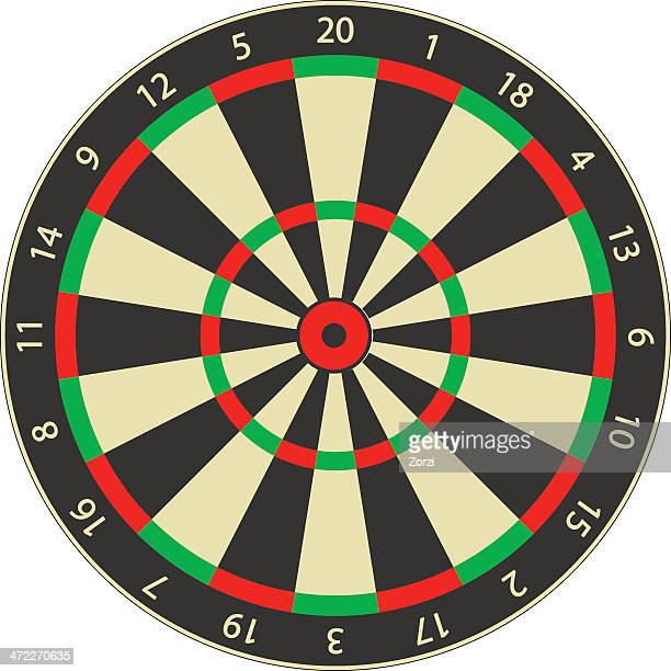Black Heart In The Center Of Darts Target Aim Icon Isolated On.. Royalty  Free Cliparts, Vectors, And Stock Illustration. Image 137298008.