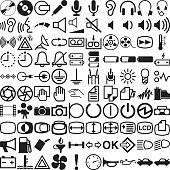 Dashboard Icons and Symbols