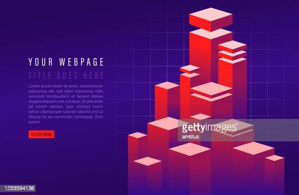 data analysis - solid stock illustrations