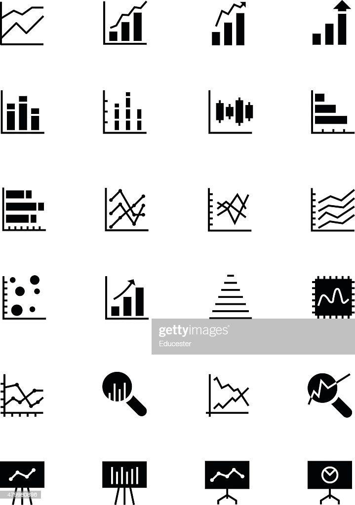 Data Analytics Vector Icons 2