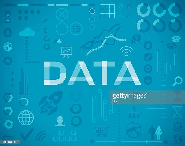 Data and Statistics Elements Background