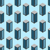 https://www.istockphoto.com/vector/data-center-seamless-pattern-background-isometric-view-vector-gm959307496-261957223
