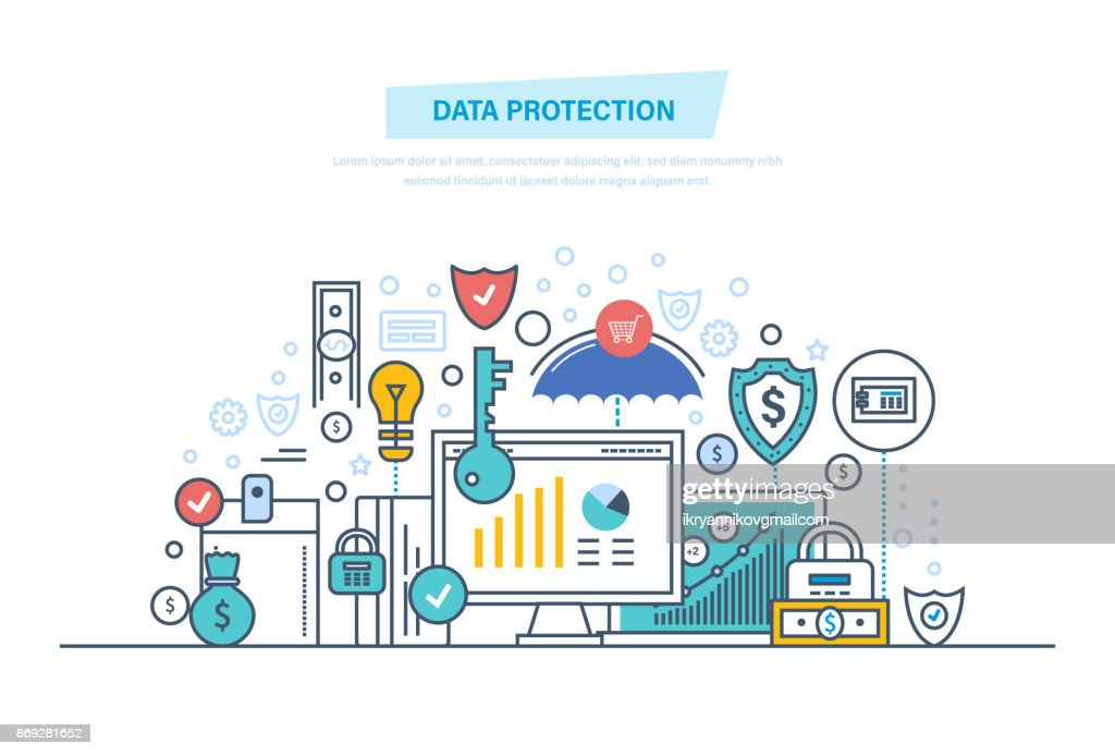 Data protection, antivirus software, privacy