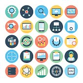 Data Science Vector Icons 1