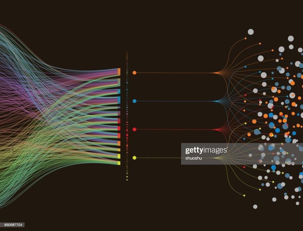 data visualization background