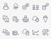 Free download of Database Server Icon vector graphics and
