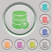 Database layers push buttons