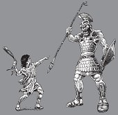 David and Goliath - Bible Story