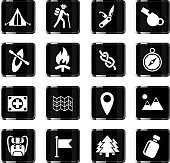 day of skouts icon set