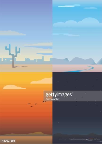 ilustrações de stock, clip art, desenhos animados e ícones de dia de viagem iluminação - dia