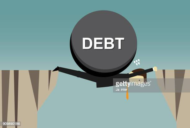 Debt physical crisis