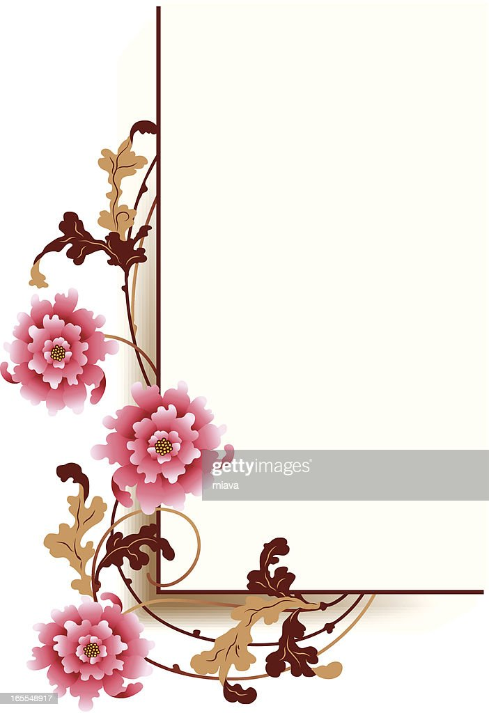 Decoration for a corner