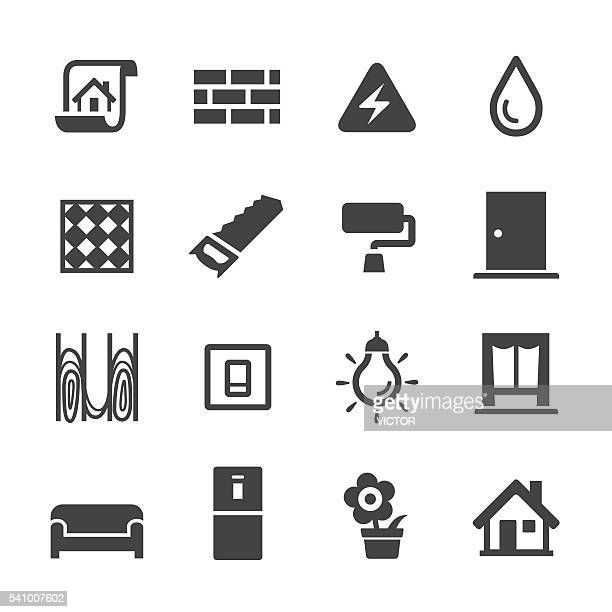 Decoration Workflow Icons - Acme Series
