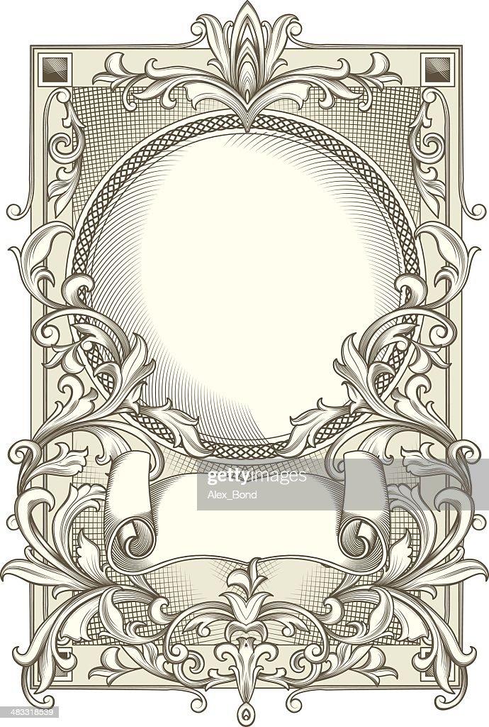 Decorative blank