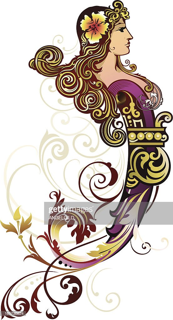 Decorative Figurehead