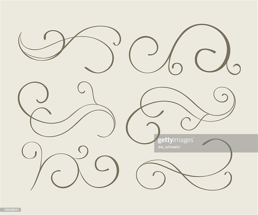 Decorative ornaments, Vector : stock illustration
