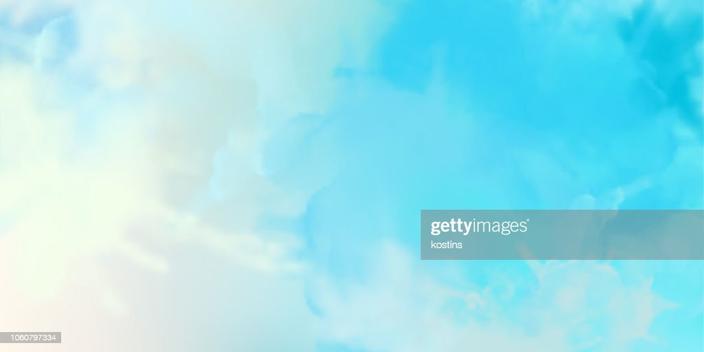Decorative Watercolor Background