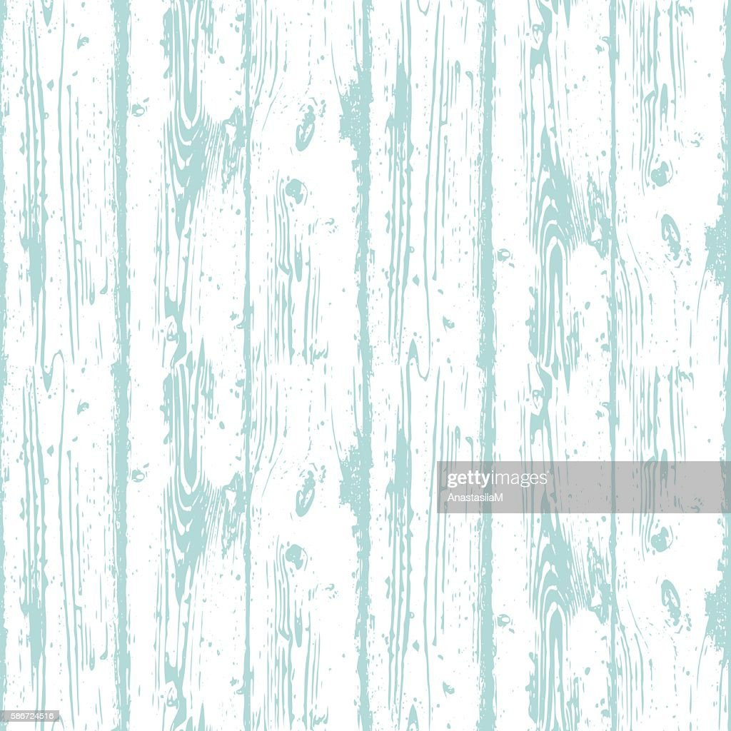 Decorative Wooden Seamless Pattern.