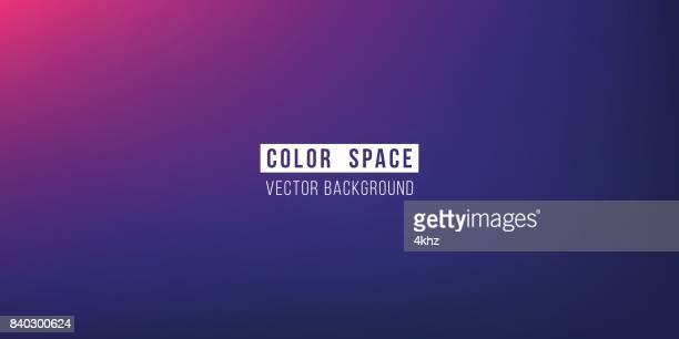 stockillustraties, clipart, cartoons en iconen met deep purple zachte kleur ruimte defocus vloeiende gradatie achtergrond - donkerblauw