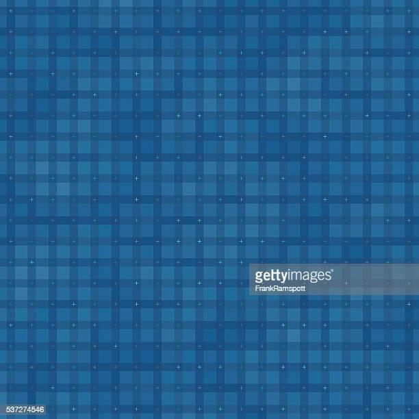 ilustraciones, imágenes clip art, dibujos animados e iconos de stock de en mar profundo rectángulo color, formas patrón - frank ramspott