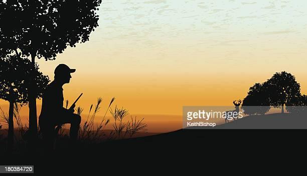 Deer Hunter Background