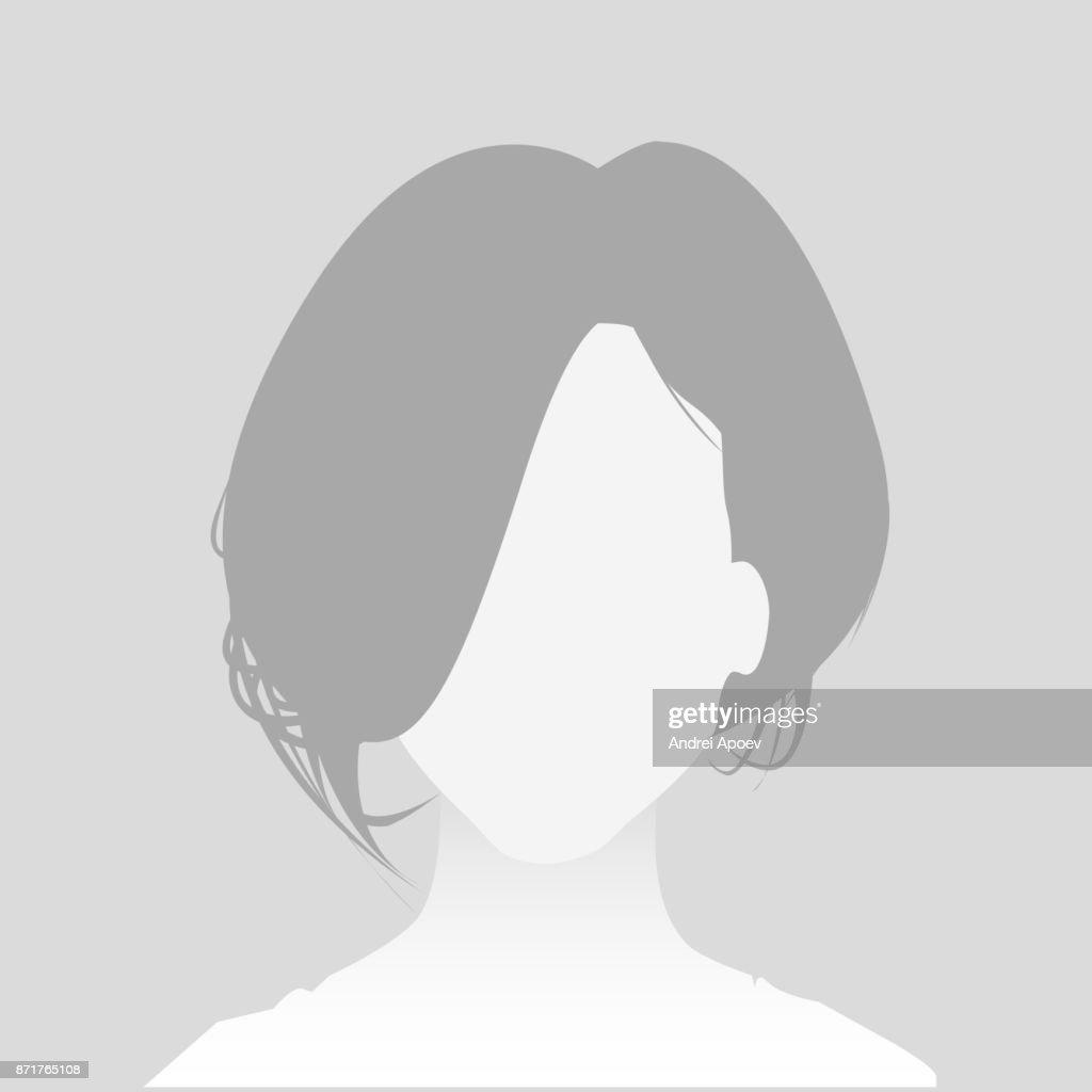 Default Gray Placeholder Woman