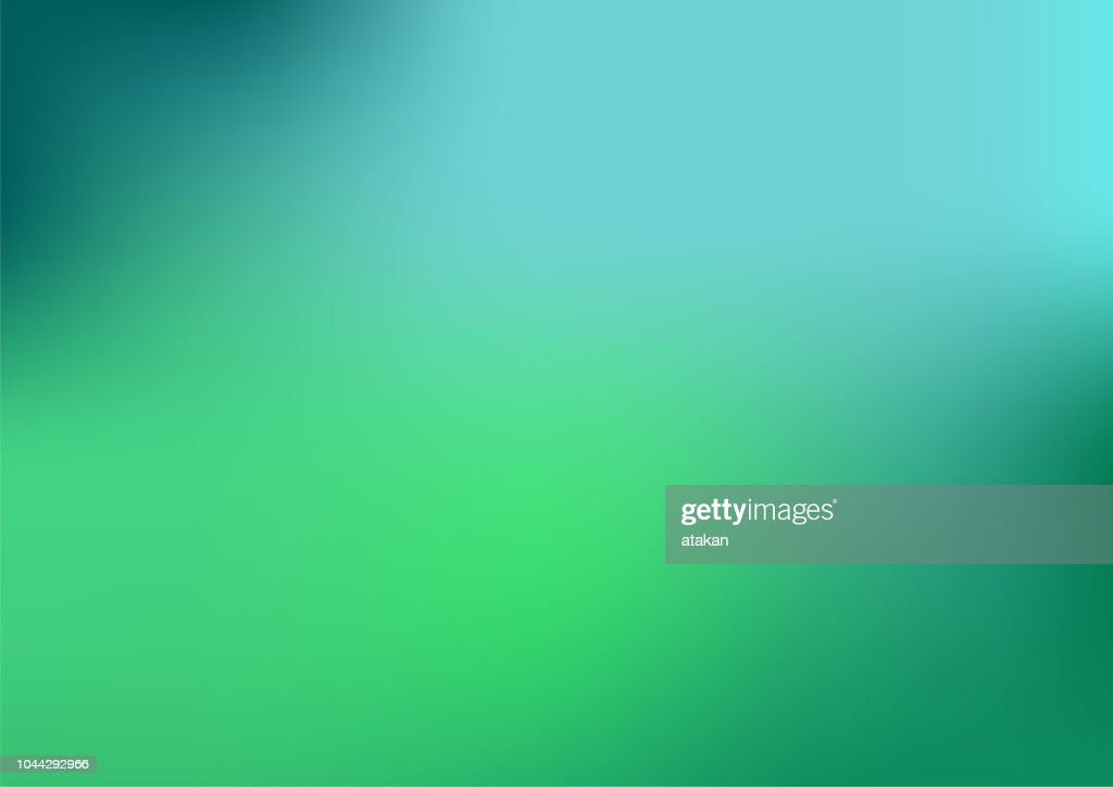 Defocused Abstract Blue and green Background : stock illustration