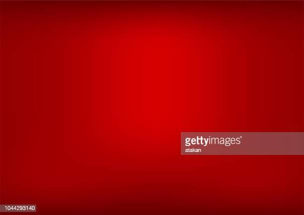 ilustrações, clipart, desenhos animados e ícones de desfocado abstrato vermelho - liso