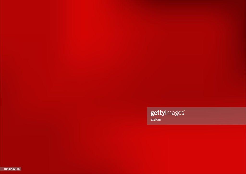 Defokussierten abstrakten roten Hintergrund : Stock-Illustration