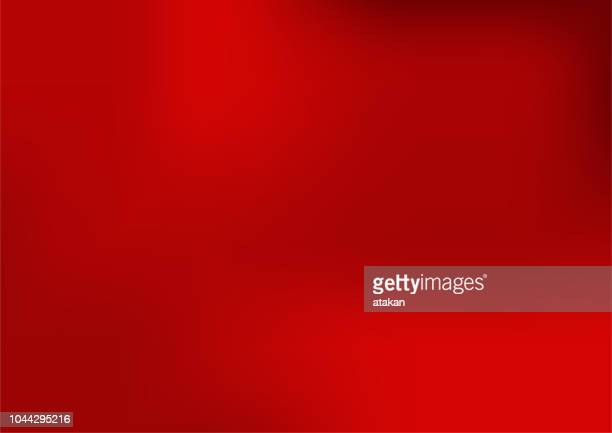 defocused abstract red background - red stock illustrations