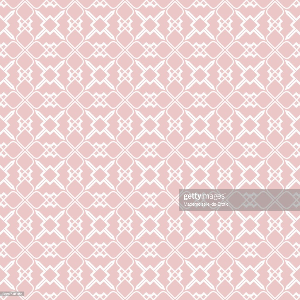 delicate geometric pattern in the classical style. vector illustration. for the design of textiles, wallpapers, tablecloths