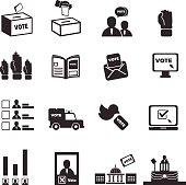 democracy icons