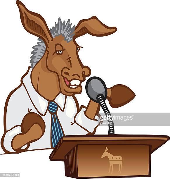 Democrat Speaking