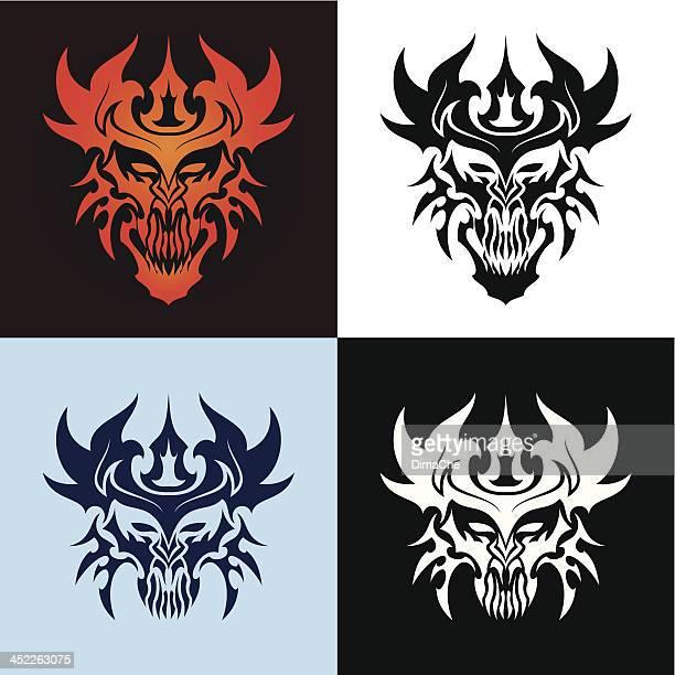 Demon マスク