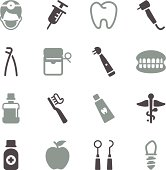 Dental Icons - Color Series