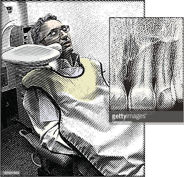 Dental X-Ray Patient