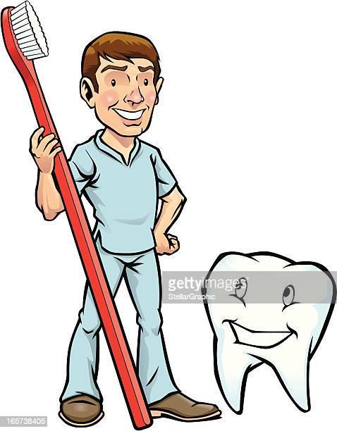Zahnarzt & Zahn
