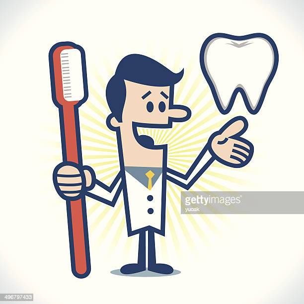 dentist - mouthwash stock illustrations, clip art, cartoons, & icons