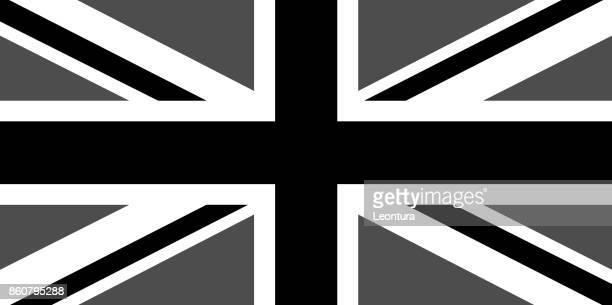 illustrations, cliparts, dessins animés et icônes de déprimé union jack - brexit