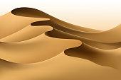 Desert vector illustration