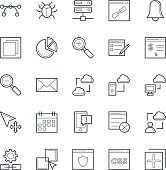 Design and Development Cool Vector Icons 4