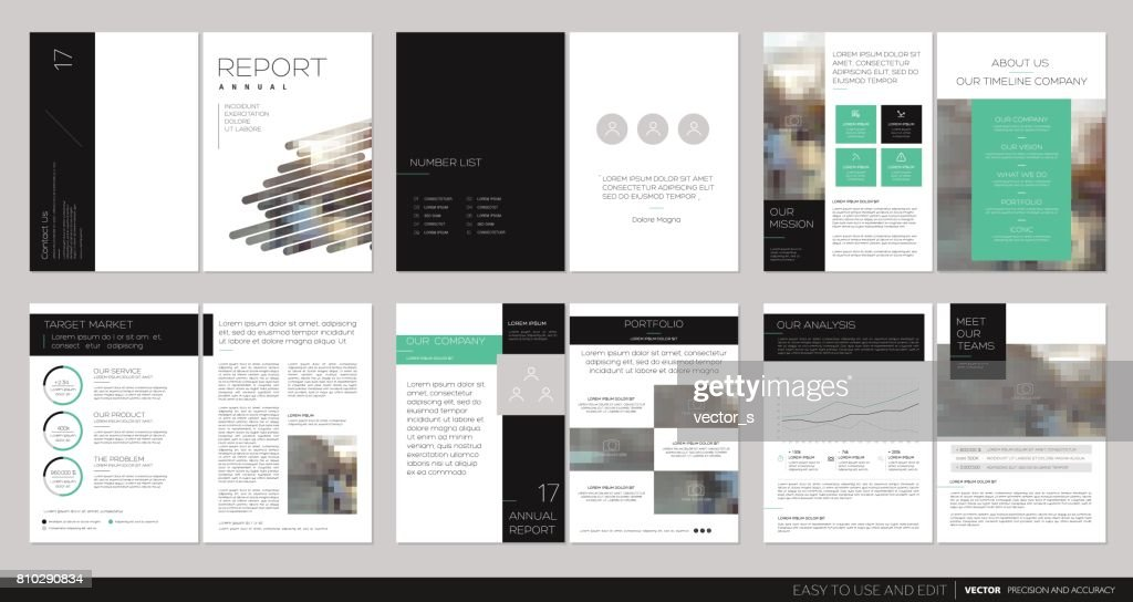 Design annual report, flyer, brochure.