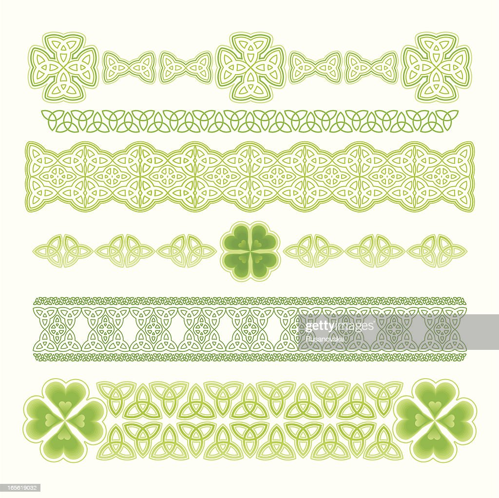 Design Element for St. Patrick's Day