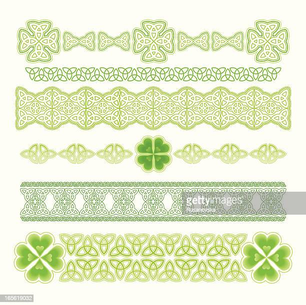 Design Element for St. Patrick's Day